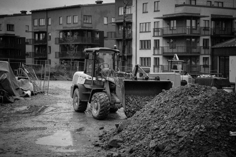 Fastighetsprojekt i Åkersberga